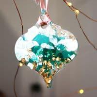 Deck the Halls! Christmas Decorations Evening Workshop